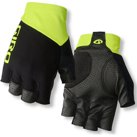Giro Zero CS Gloves Men Black/Highlight Yellow